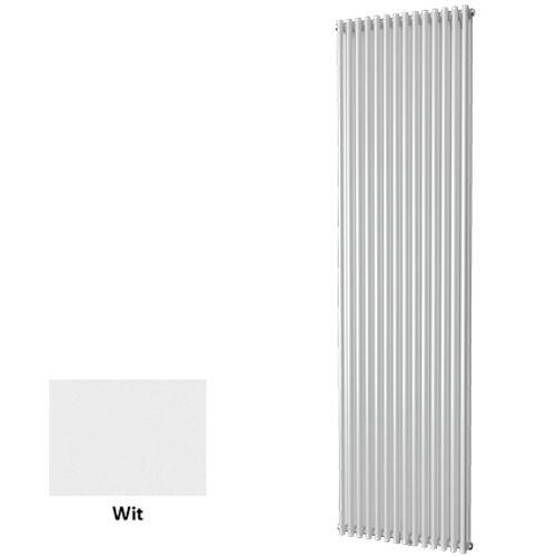 Plieger designradiator Venezia dubbel wit 53cm