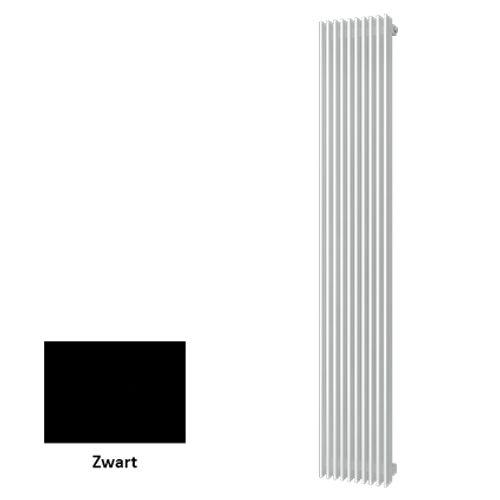 Plieger designradiator Antika Retto zwart 42cm