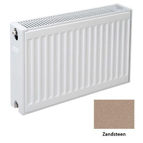 Plieger paneelradiator Compact 22 zandsteen 40 x 100 x 10,5cm