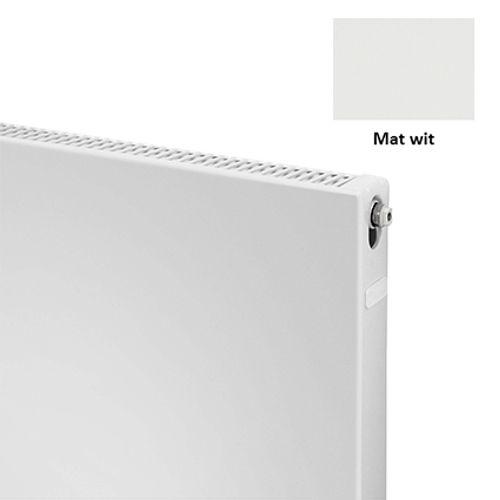 Plieger paneelradiator Compact vlak 11 mat wit 40 x 60 x 7cm