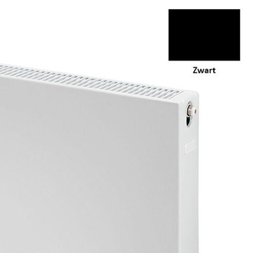 Plieger paneelradiator Compact vlak 22 zwart 50 x 80 x 10,5cm