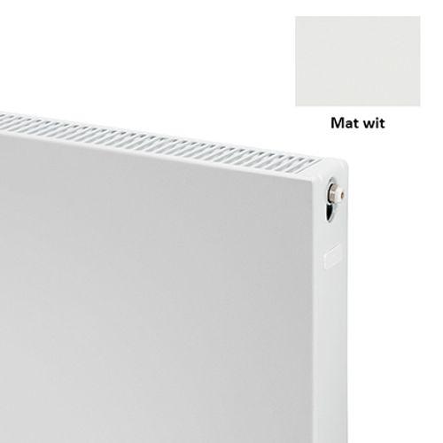 Plieger paneelradiator Compact vlak 22 mat wit 90 x 60 x 10,5cm