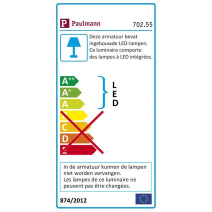 Paulmann YourLED ECO Stripe warm wit 150 LED