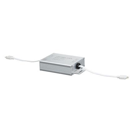 Function YourLED RGB versterker max.60W 12V DC alu mat metaal