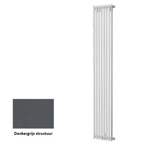 Plieger designradiator Antika donkergrijs structuur 40cm