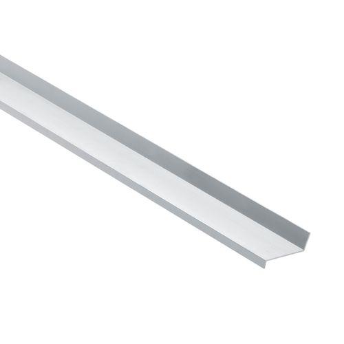 Martens muurprofiel aluminium  250cm