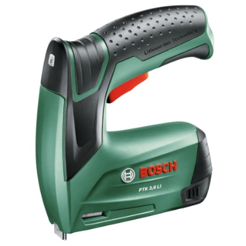 Bosch agrafeuse PTK 3,6 LI