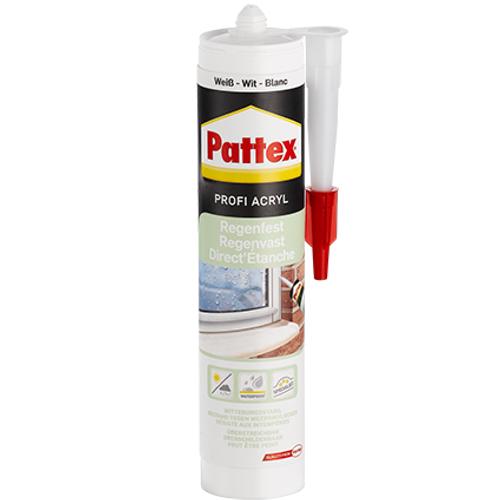 Pattex voegkit Regenvast wit 300ml