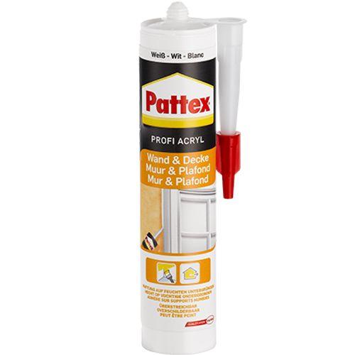 Pattex voegkit Muur & Plafond wit 300ml