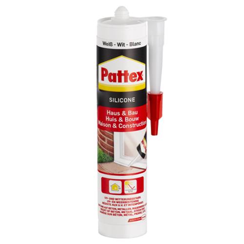 Pattex voegkit Huis & Bouw transparant 300ml