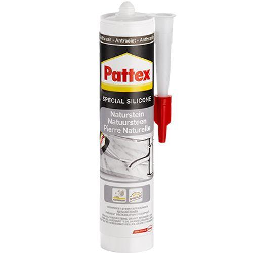 Pattex voegkit Natuursteen antraciet 300ml