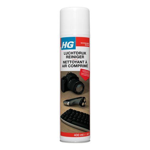 Air comprimé propre pour tous les interstices HG 400 ml