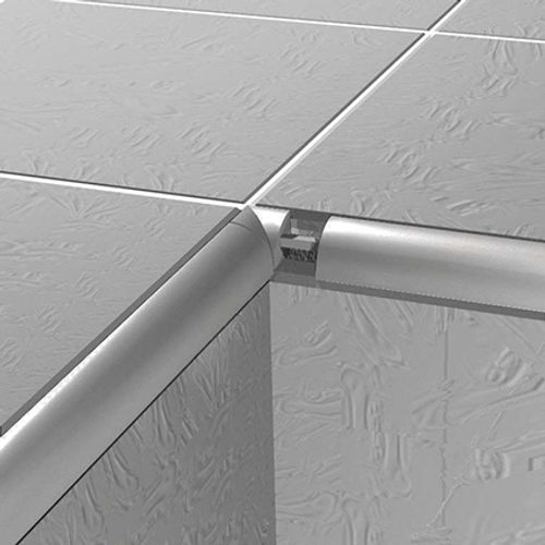 Capsules Progress profiles 'Projolly' 6 mm blanc intérieur