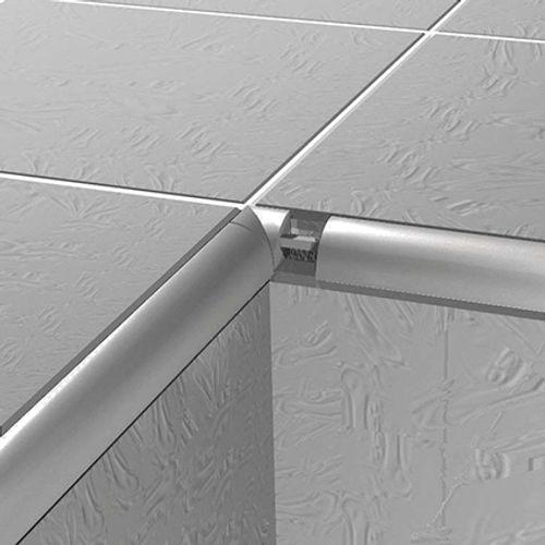 Progress profiles capsule 'Projolly' 12,5 mm grijs binnen