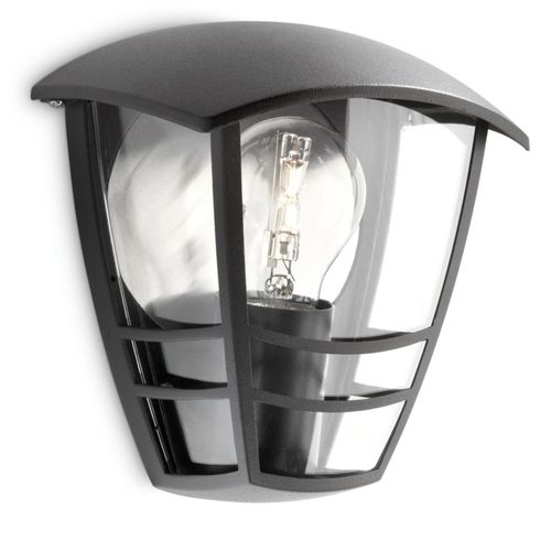 Philips muurverlichting Creek E27