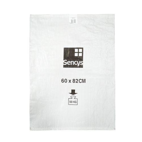 Sencys bouwafvalzak 50kg