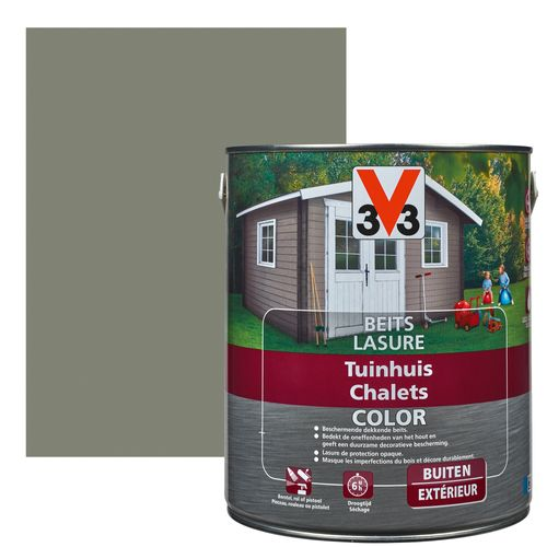 Lasure chalets V33 Color little river satiné 750ml