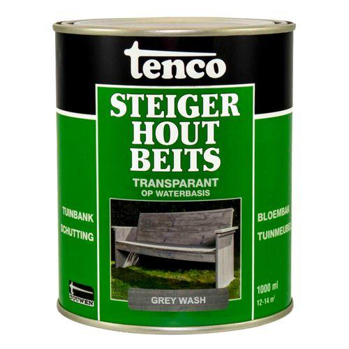 Tenco steigerhoutbeits grey wash 1L
