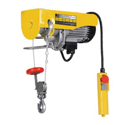 Sencys elektrische takel 'YT-250/500'