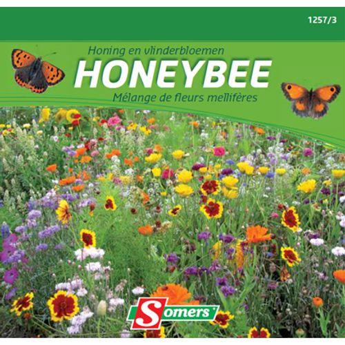 Mélange de fleurs mellifères Somers 'Honeybee'