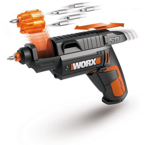 Worx schroevendraaier WX254.4 4V