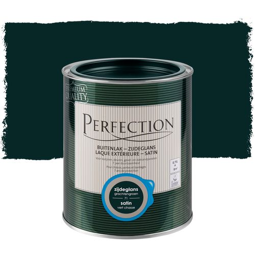 Laque Perfection vert canal satin 750ml