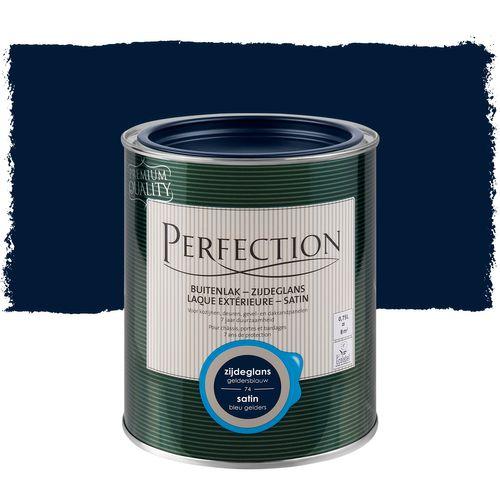 Laque Perfection bleu satin 750ml