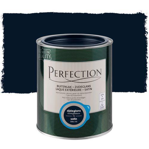 Laque Perfection bleu roi satin 750ml