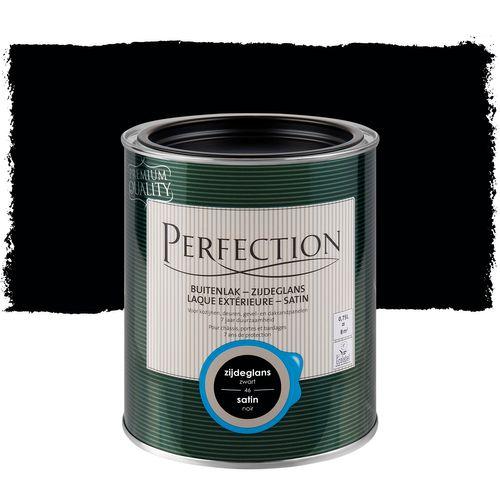 Perfection buitenlak zijdeglans zwart 750ml