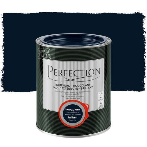 Laque Perfection bleu roi brillant 750ml