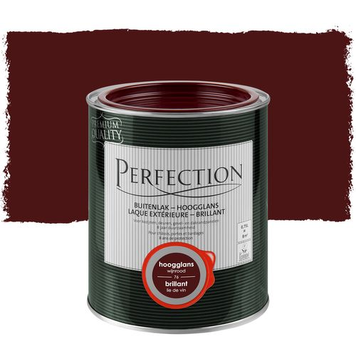 Laque Perfection vin rouge brillant 750ml