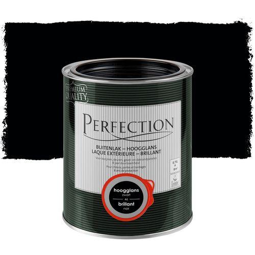 Laque Perfection noir brillant 750ml