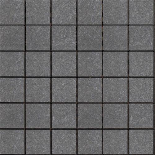 Mozaïek tegel Ardennes grijs 30x30cm