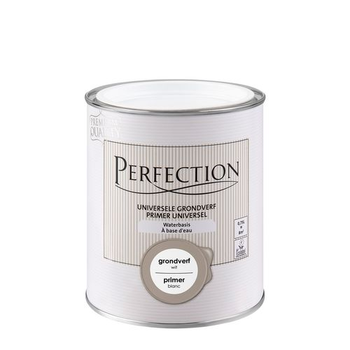 Perfection muurverf buiten mat wit 750ml