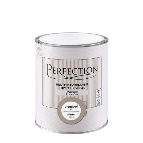 Perfection muurverf buiten mat wit 750ml