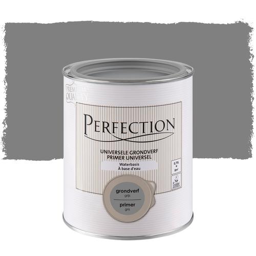 Perfection muurverf buiten mat grijs 750ml