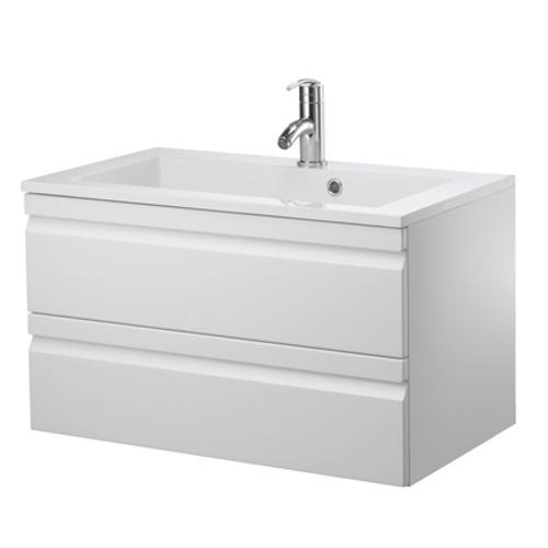 Meuble salle de bain Allibert 'Accent' 60 x 36 cm