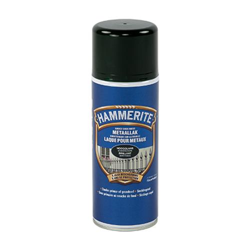 Hammerite metaallak hooggslans donkergroen 400ml