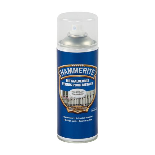 Hammerite metaalvernis transparent 400ml