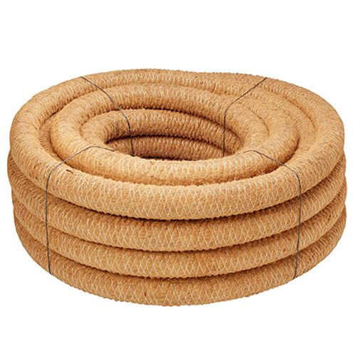 Martens afwateringsbuis PVC kokosvezels 100 mm x 1 m