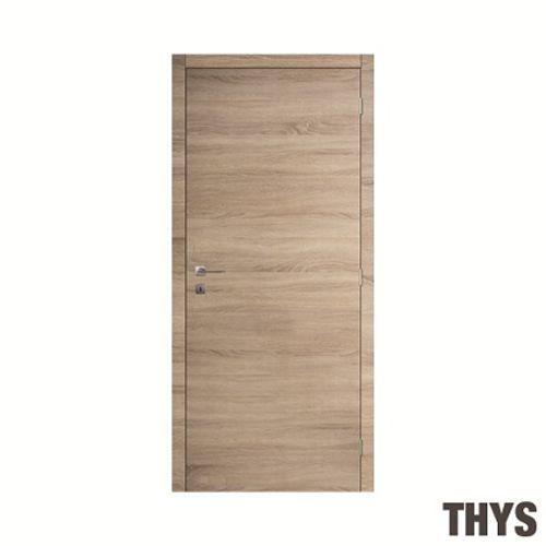 Bloc-porte promokit Thys 'S69 Authentique' plaqué chêne 78cm