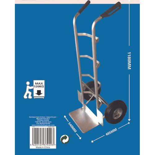 Sencys steekwagen draagvermogen 120 kg