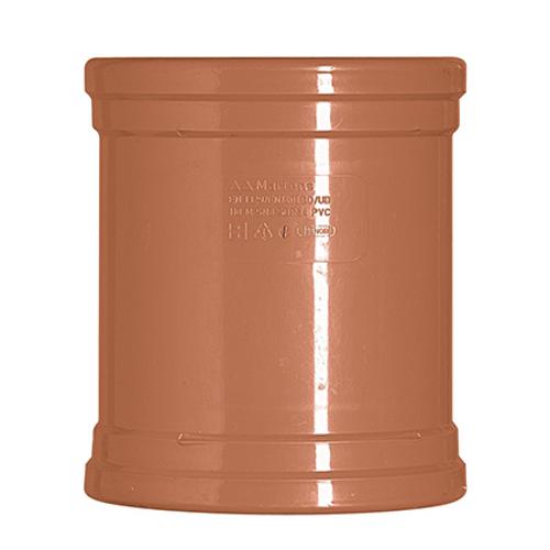 Martens steekmof PVC rood 125 mm