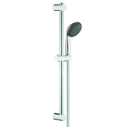 Ensemble de douche 2 jets Grohe Vitalio Start 100mm chrome