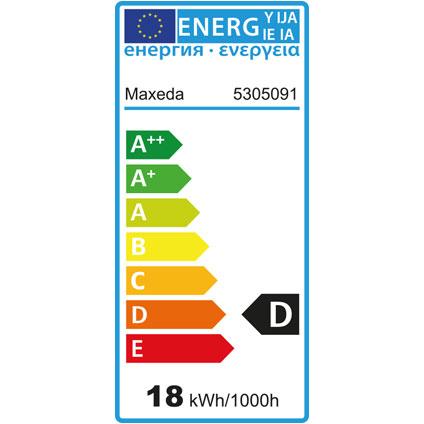 Ampoule halogène Sencys 'EcoHalo capsule' 18W – 2 pcs