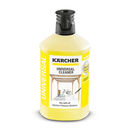 Détergent pour nettoyeur haute pression Kärcher 'Universal cleaner' 1 L