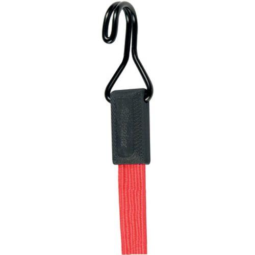 Tendeur plat à crochets Master Lock rouge 60  x 1,8 cm