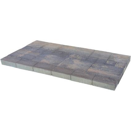 Decor wildverband Plano taurus 10 x 20cm 20 x 20cm 20 x 30cm 0,72m²