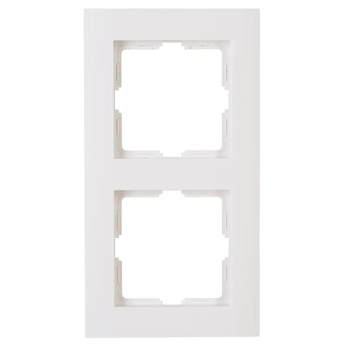 Kopp afdekraam Athenis 2-voudig helder wit