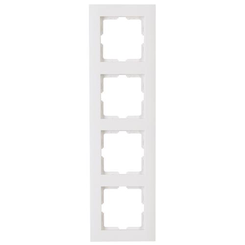 Kopp afdekraam Athenis 4-voudig helder wit